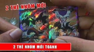 Mở trúng gói 2 thẻ vô cực đặc biệt Dragon Ball Super - Toonies Dragon Ball Super tập 20