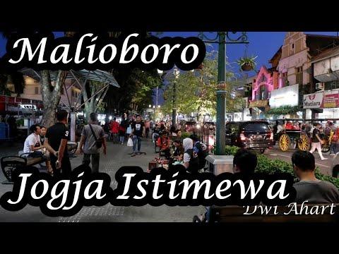 Pesona Malioboro, Tugu dan Alun-alun Selatan (A POPULAR PLACE TO VISIT IN YOGYAKARTA) Jogja Istimewa
