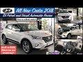 Creta 2018 Automatic Review   New Creta Automatic Petrol,Diesel Interior,Features,Price   Creta Sx