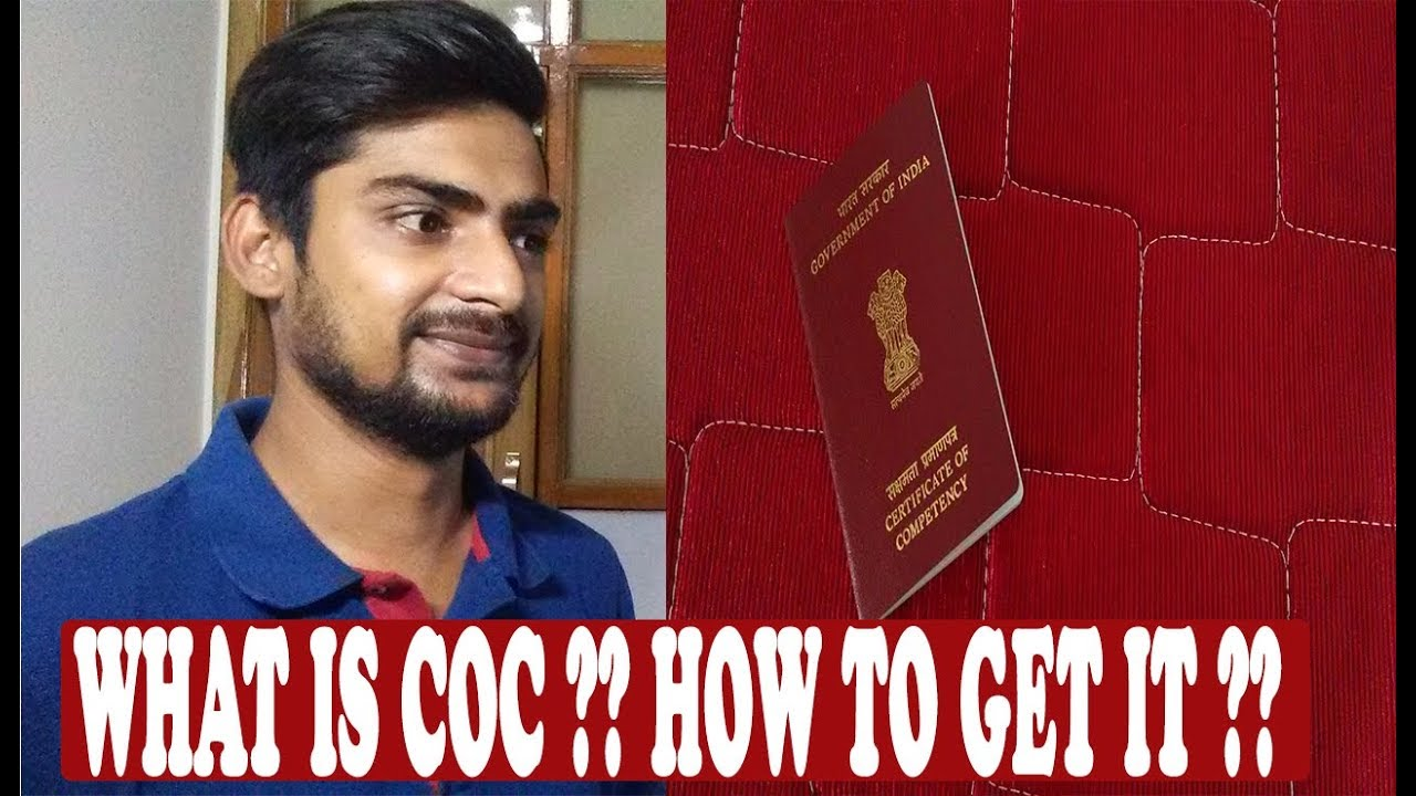 What Is COC ? | Types Of COC ? | How To Get COC From India