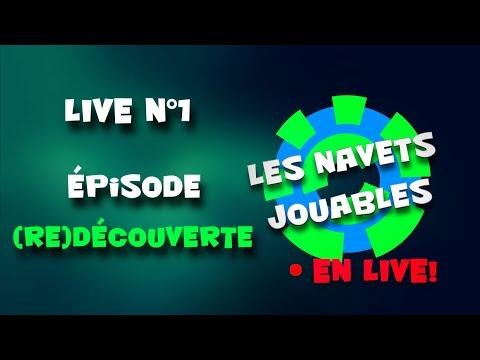 Live n°1 des Navets Jouables - Découvertes et redécouvertes de 3 nanars
