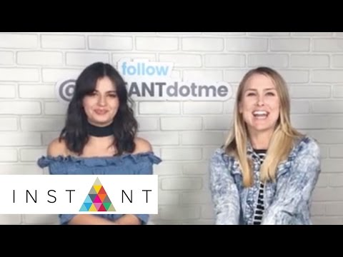Rebecca Black Opens Up About Her Music, Life & Answers Fan Questions | Instant Exclusive | INSTANT