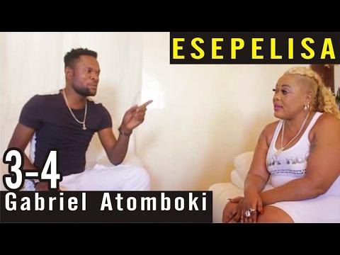 Gabriel Atomboki 3-4 - Nouveau Theatre Congolais 2016 - Gabriel Bolembo - Esepelisa