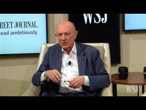 CIO Network: James Woolsey on Trump's Attitude Toward Intelligence