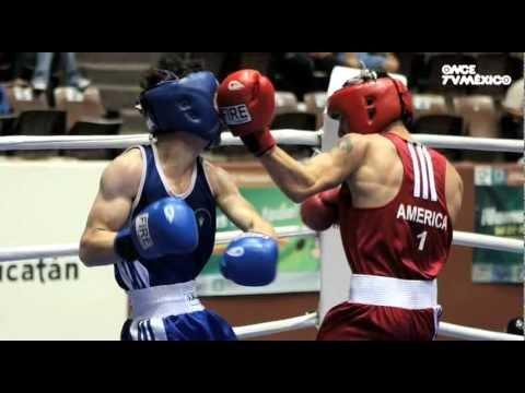 Figuras del Deporte Mexicano - Oscar Valdez: Boxeo