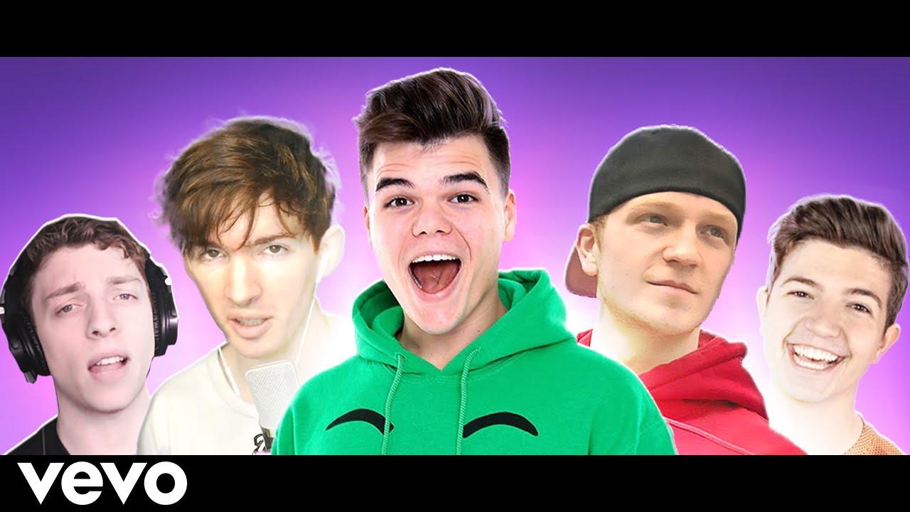 Youtubers Sing Roxanne Youtube