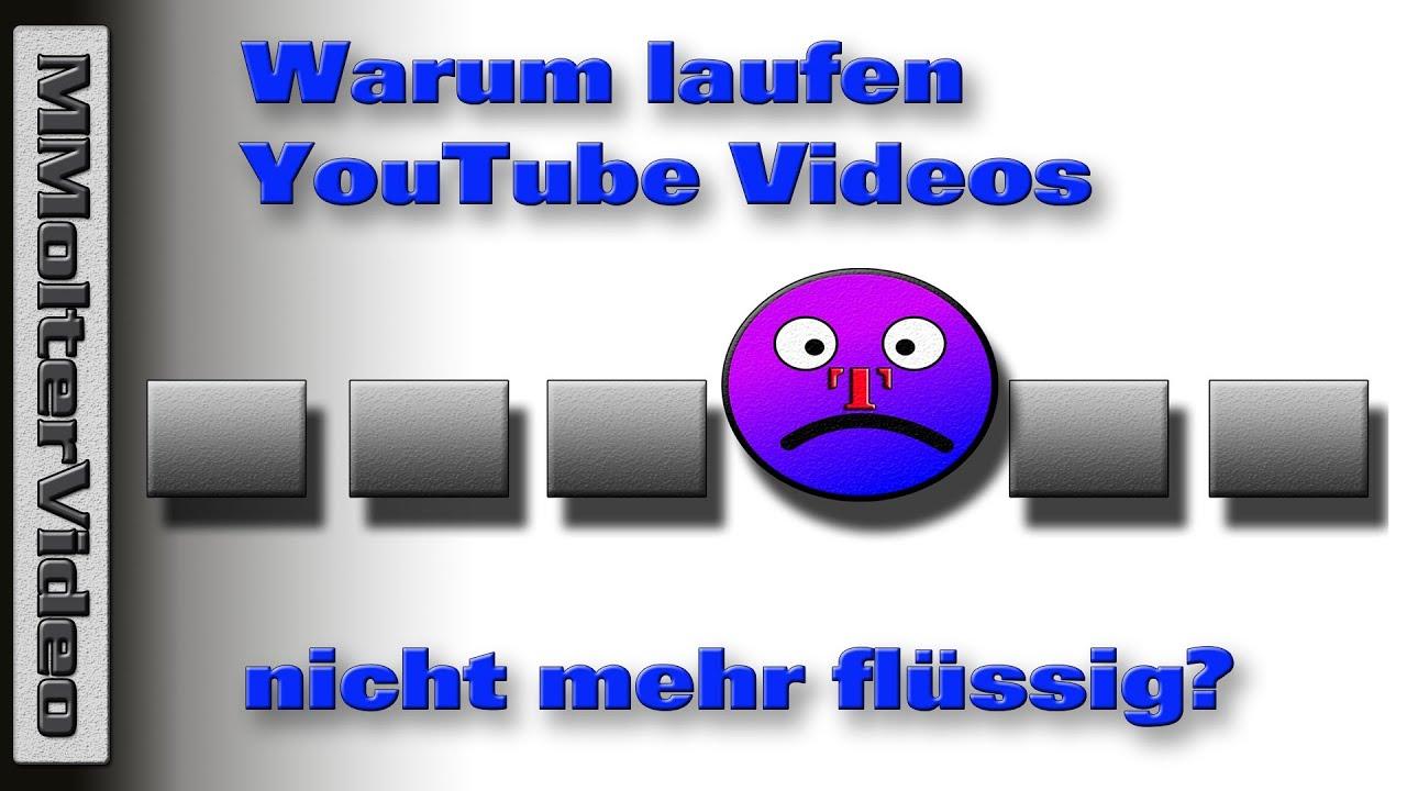 Videos Laufen Nicht Flüssig