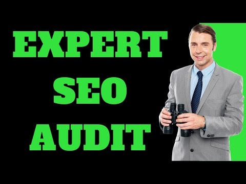 Expert SEO Audit With SEO Pro Alan Bleiweiss 🤵
