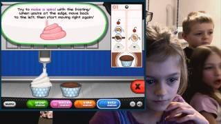 8 Year Old Girly Review - Kizi Flash Games - Papa