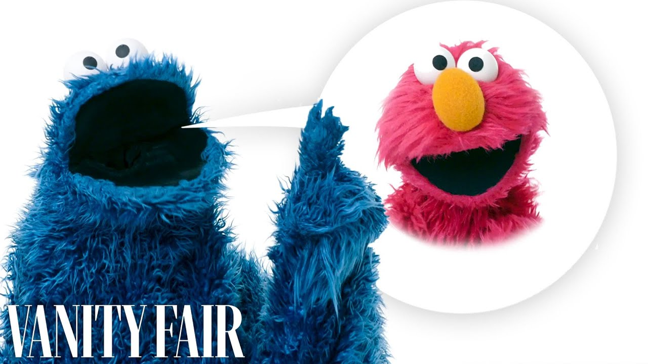 Sesame Street Characters Do Impressions Of Each Other Vanity Fair