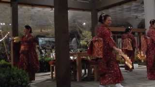 Sho-Jo-Ji Japanese Dancers - Oedo Nihonbashi