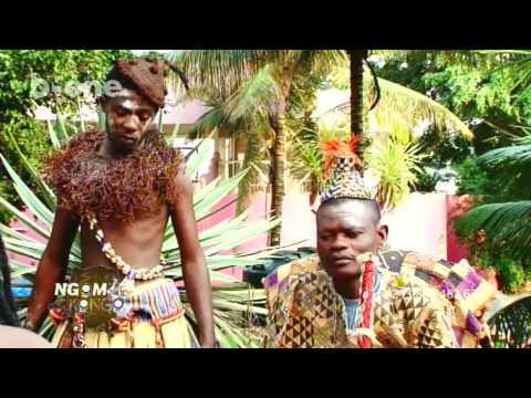 Ngoma Kongo présente les Baluba, BAKUBA