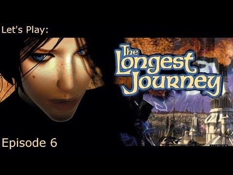 Metro Circle, Gloriously Decadent -Ep 06 Let's Play: The Longest Journey (Blind)