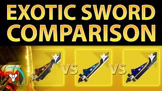 Video Destiny Taken King: Which Exotic Sword is Best? download MP3, 3GP, MP4, WEBM, AVI, FLV Juli 2018