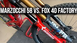Is The $900 Marzocchi 58 Better Than The $1700 Fox 40 Factory?