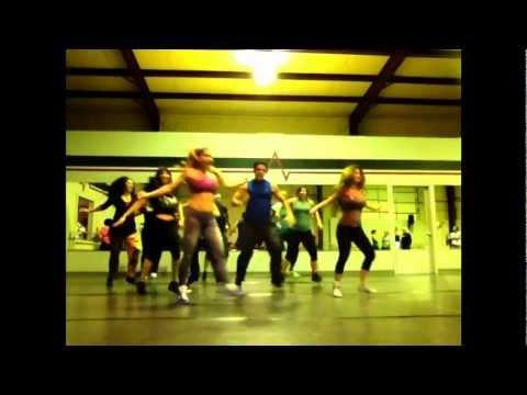 Sexy And I Know It - LMFAO  Dance Fitness Choreography By Tania Amthor