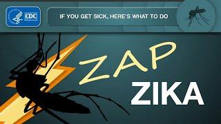 Zap Zika: If You Get Sick