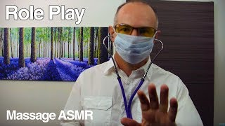 ASMR Dr Dmitri - Request for Sleeping Tablets Denied
