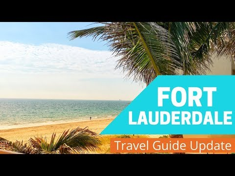 TORNADO in Fort Lauderdale! Travel Guide Update