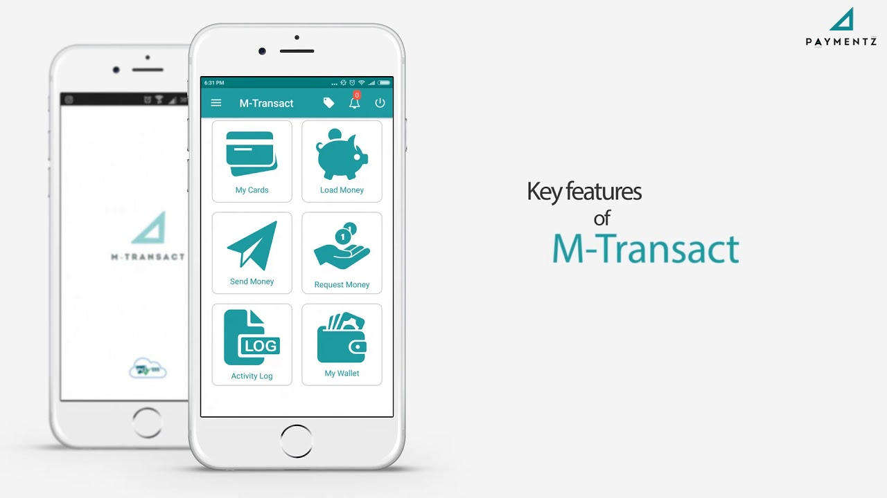 Mobile Transaction Corporate Video for Paymentz white label payment gateway  solution