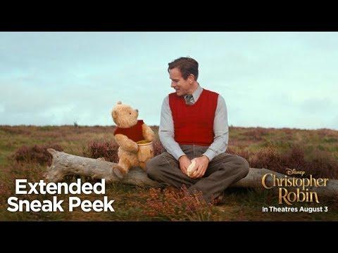 Christopher Robin - Extended Sneak Peek