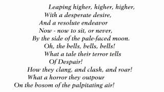 The Bells by Edgar Allan Poe (read by Tom O