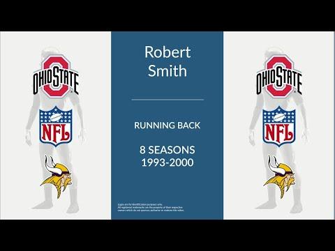 Robert Smith: Football Running Back