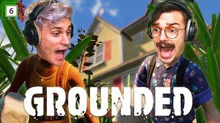 HJELP, VI HAR KRYMPET!!! - Grounded (ep.1)