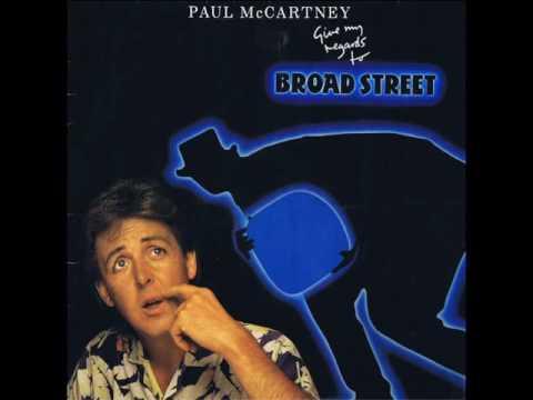 LP Paul McCartney   Give My Regards To Broad Street 1984   12   Eleanor Rigby   Eleanor