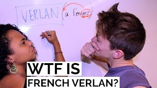 French Verlan for Dummies