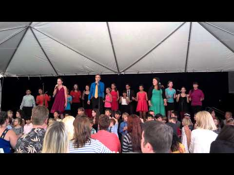 """Seasons of Love"" by Jonathan Larson performed by the Delphi Academy of Los Angeles Choir"