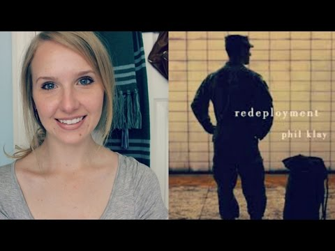 REDEPLOYMENT by Phil Klay | Book Review!