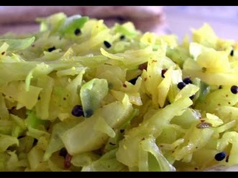 Cabbage Curry | INDIAN RECIPES | WORLD'S FAVORITE RECIPES | HOW TO MAKE