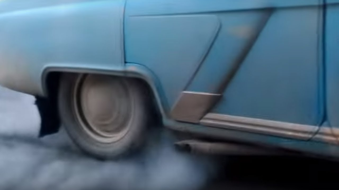 Замена тормозного диска ГАЗ-31105. Часть 2 - YouTube