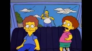 Homer Simpson terminator