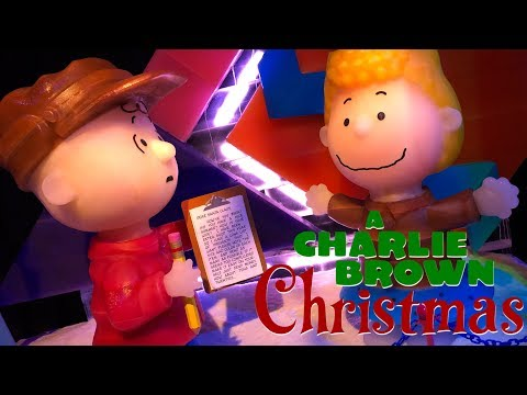 A Charlie Brown Christmas | ICE! at Gaylord National Harbor