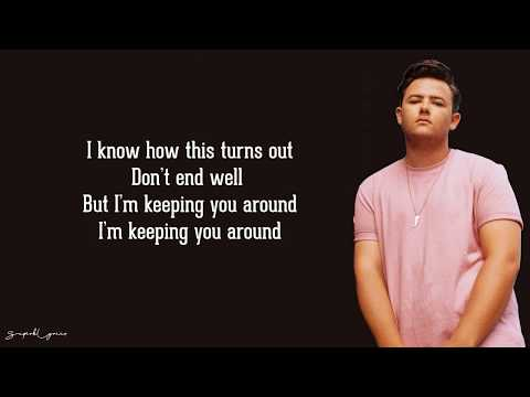 Pieces - Declan J Donovan (Lyrics)