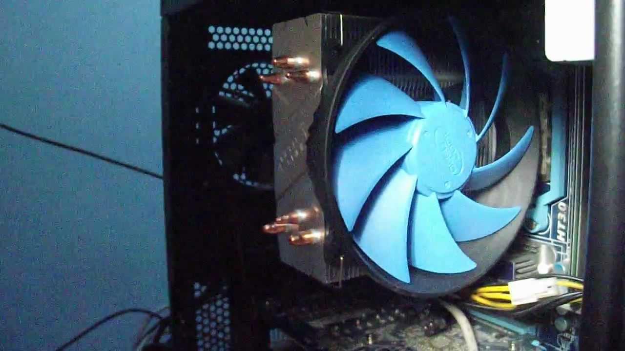 Cooler Deepcool Gammaxx 300 Youtube 200t Processor