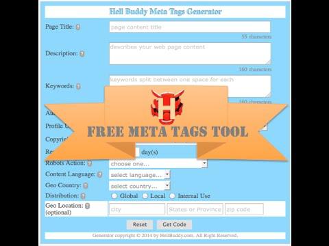How to make Meta tags more precise