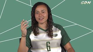 Getting to Know the Grizzlies: Gabby Bishop