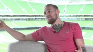 Conor Mcgregor On Why He Trains At SBG With John Kavanagh - UFC 194