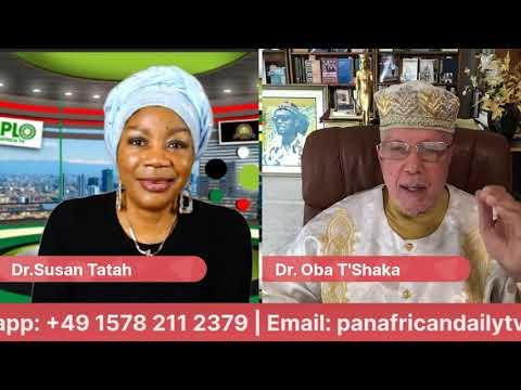 Dr. Oba T'Shaka: On African Truth - Healing, Spirituality, Culture, Politics & Beyond