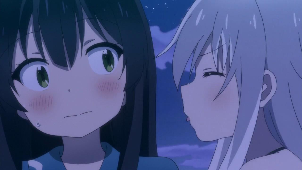 Anime lick