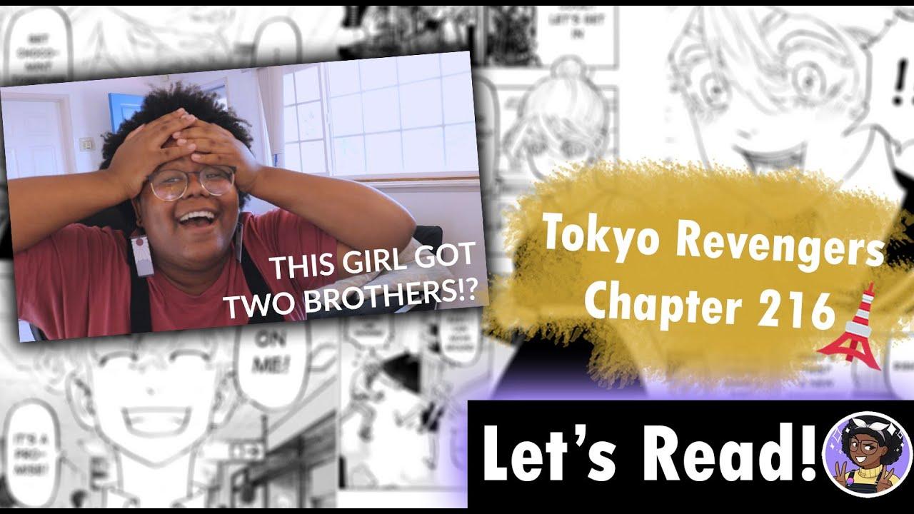 IT'S GIRLBOSS TIME!   Let's Read! TOKYO REVENGERS, Chapter 216   Midnight Snacks