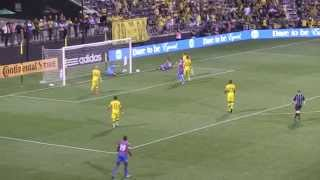 Highlights: Columbus Crew 2-2 Crystal Palace