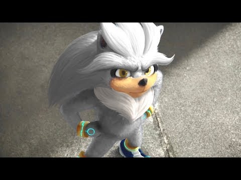 Sonic Movie Silver Reveal