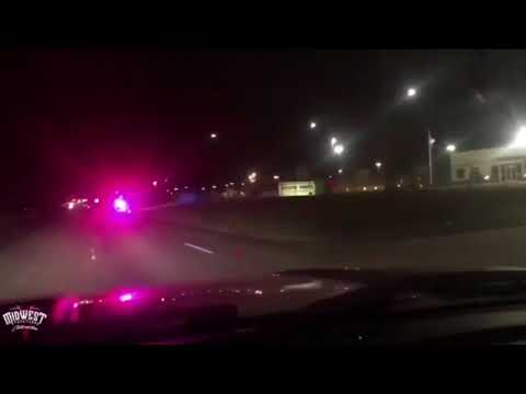 Murder Nova busted testing on the REAL Streets of the 405