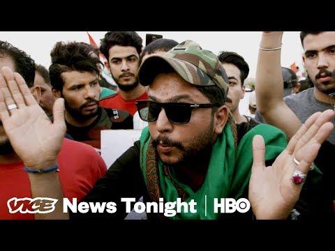Iraq Protests Erupt & Trump
