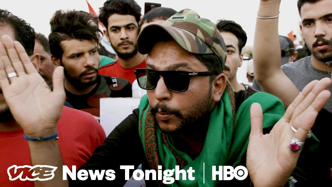 Iraq Protests Erupt & Trump's Supreme Court: VICE News Tonight Full Episode (HBO)