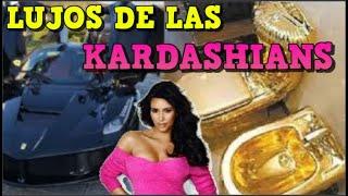 Lujos Y Excentricidades De las kardashian